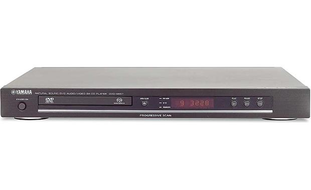 yamaha dvd s657 slim dvd cd sacd dvd audio player at. Black Bedroom Furniture Sets. Home Design Ideas