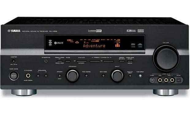 yamaha rx v659 xm ready home theater receiver at crutchfield com rh crutchfield com yamaha receiver rx-v659 manual yamaha natural sound av receiver rx-v659 manual