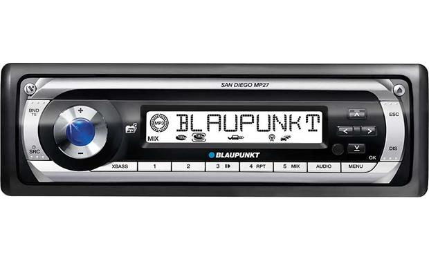 Blaupunkt san diego mp27 Service Manual