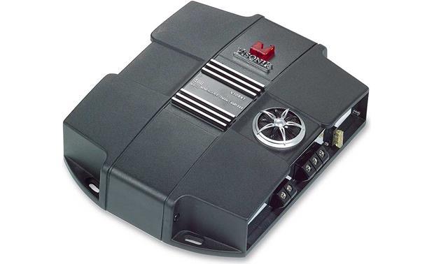 visonik vxt mono subwoofer amplifier watts rms x at  visonik v108xt front