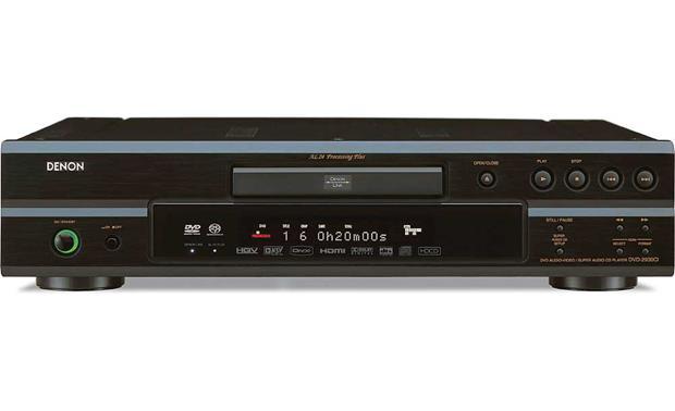 denon dvd 2930ci dvd cd sacd dvd audio player with 1080p video rh crutchfield com Denon Receivers Manuals Denon Pra 1000 Pre Amp