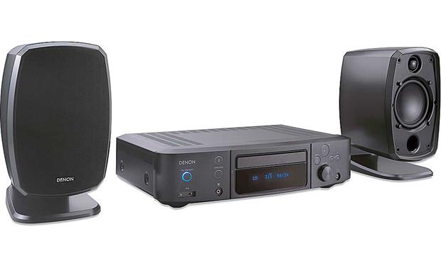 Denon S 81 Cd Am Fm Xm Ready Micro System With Ipod