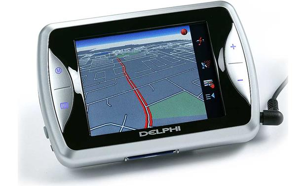 delphi nav200 portable navigation system at crutchfield com rh crutchfield com