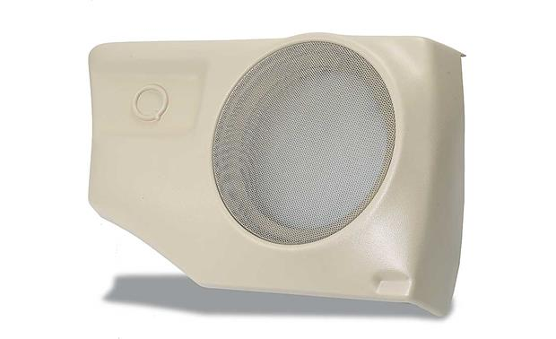 Q-Customs Factory-fit Subwoofer Enclosures Light Tan