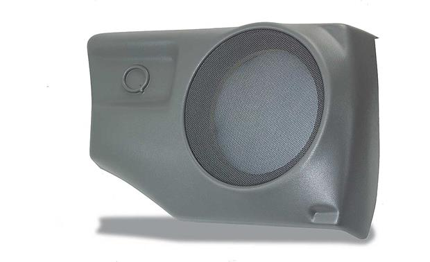 Q-Customs Factory-fit Subwoofer Enclosures Dark Gray