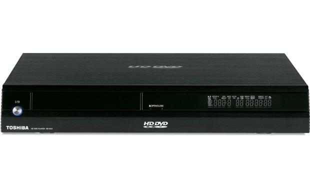 Toshiba hd xa2 hd dvd high definition player with 1080p output and toshiba hd xa2 front publicscrutiny Image collections
