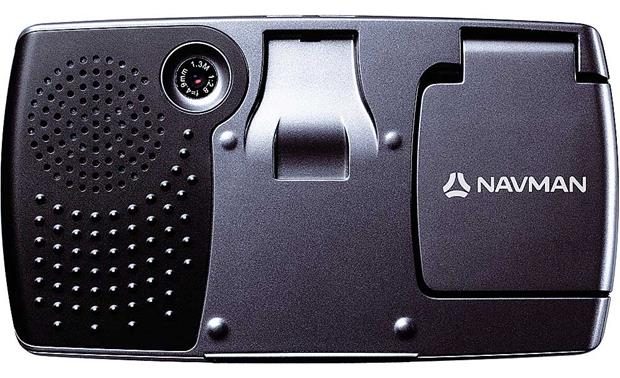 Navman iCN 750 Plug-and-play navigation system with built-in digital