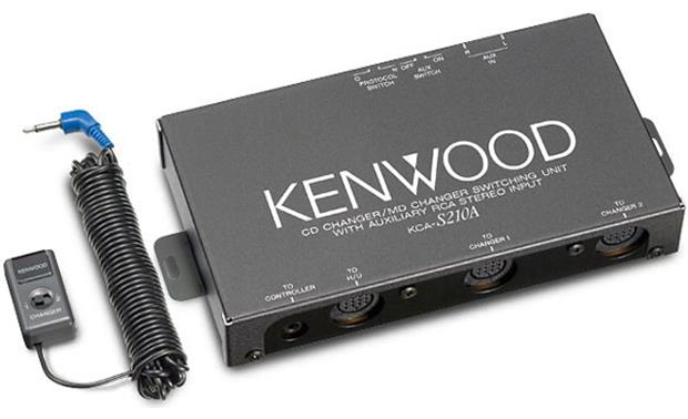 Kenwood KCA-S210A Front
