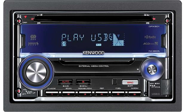 Kenwood dpx 501 cd player with mp3wmaaac playback at crutchfield kenwood dpx 501 front asfbconference2016 Choice Image