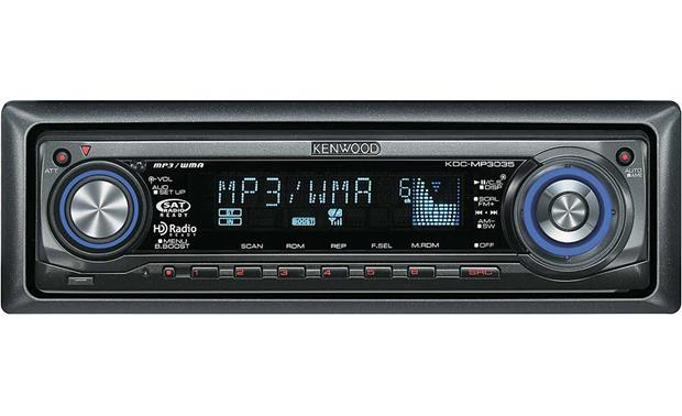 Kenwood KDC-MP3035 Front