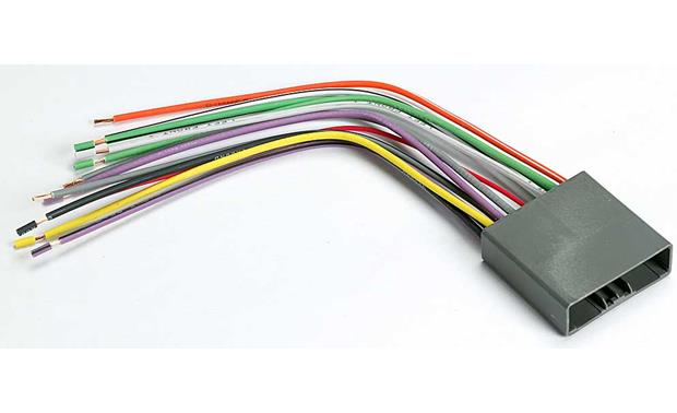 x120701722 F metra 70 1722 receiver wiring harness connect a new car stereo in  at panicattacktreatment.co