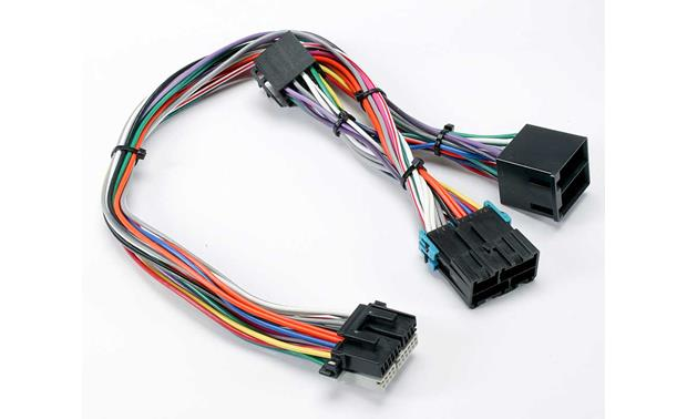x120BT1858 f general motors bluetooth� wiring harness integrates bluetooth cell general motors wiring harness at crackthecode.co