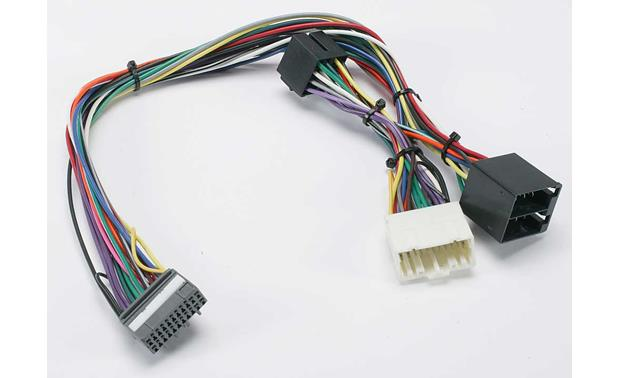 x120BT6502A f chrysler dodge jeep bluetooth� wiring harness integrates bluetooth chrysler wiring harness at bakdesigns.co