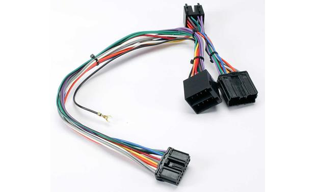 Mitsubishi/Dodge/Eagle Bluetooth® Wiring Harness Front