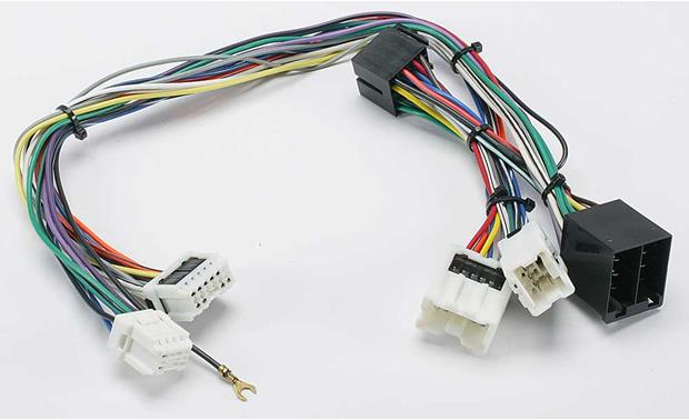 x120BT7550 f nissan infiniti bluetooth� wiring harness integrates bluetooth nissan wiring harness at fashall.co