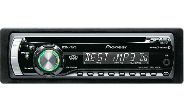 Pioneer DEH-P2900MP Front
