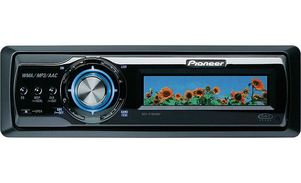 Pioneer DEH-P7800MP Front