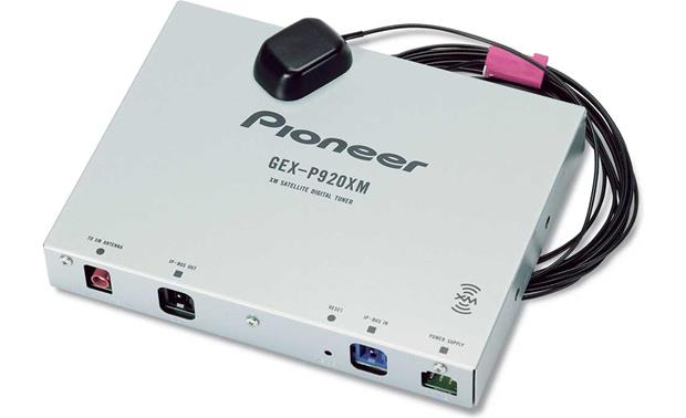 Pioneer GEX-P920XM Front