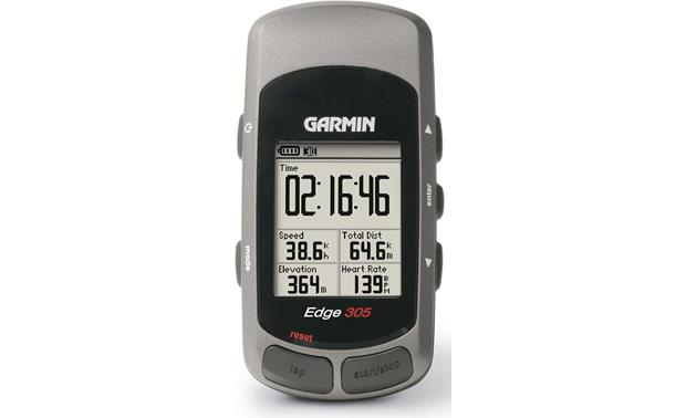 Garmin edge 205 and 305 | ride with gps help.