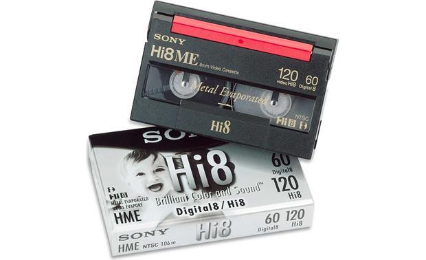 Sony Metal-Evaporated Hi8/Digi...