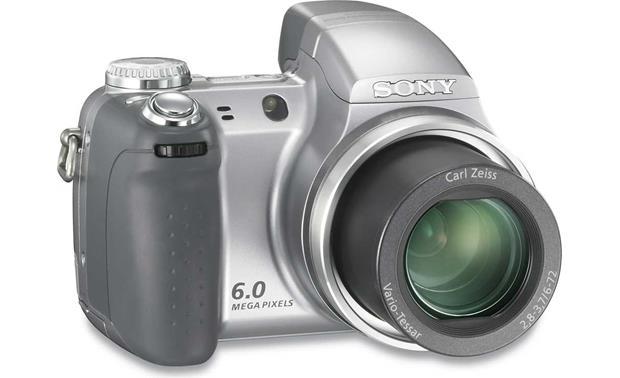 sony cyber shot dsc h2 6 megapixel digital camera with 12x optical rh crutchfield com sony dsc-h2 manual pdf sony dsc h9 manual