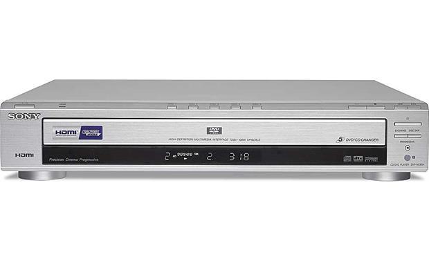 sony dvp nc85h silver 5 disc dvd cd changer with digital video rh crutchfield com Sony 5 Disc DVD Changer sony dvp-nc85h manual