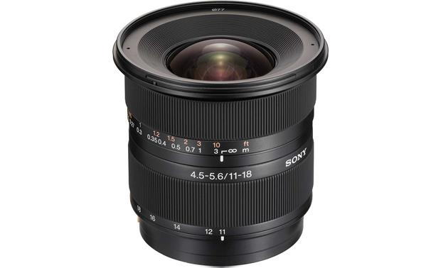 Sony SAL1118 DT 11-18mm f/4.5-5.6 Front