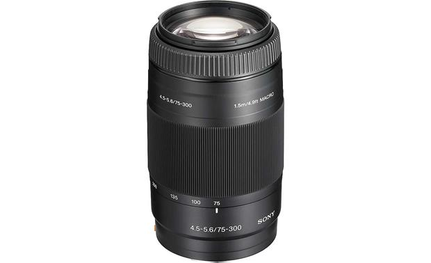 Sony SAL 75300 Lens Front