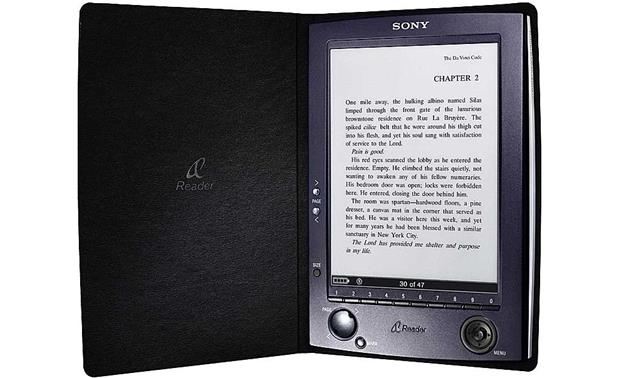 Sony® Reader PRS-500 Front