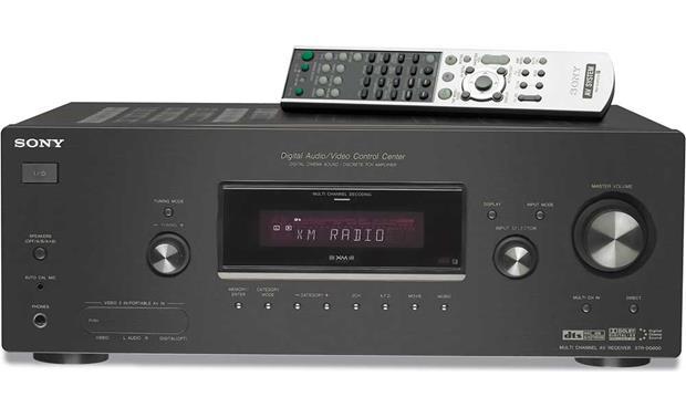 sony str dg600 xm ready home theater receiver with auto setup at rh crutchfield com