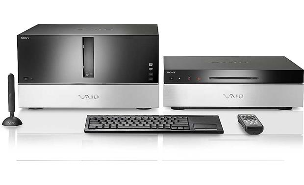 Sony VAIOR VGX XL2 Digital Living SystemTM Front