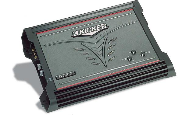 x206ZX3502 f kicker zx350 2 2 channel car amplifier 110 watts rms x 2 at Kicker Zx350.4 Fader at panicattacktreatment.co