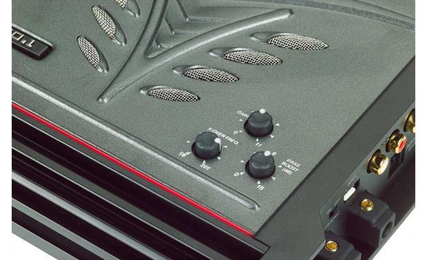 kicker zx400 1 mono subwoofer amplifier 400 watts rms x 1. Black Bedroom Furniture Sets. Home Design Ideas