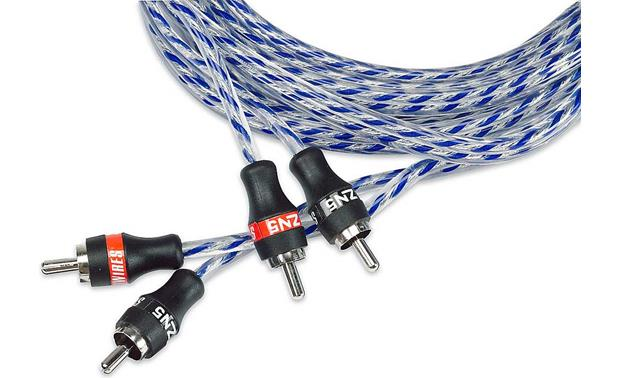 StreetWires Zero Noise 5 Stereo Patch Cables Front