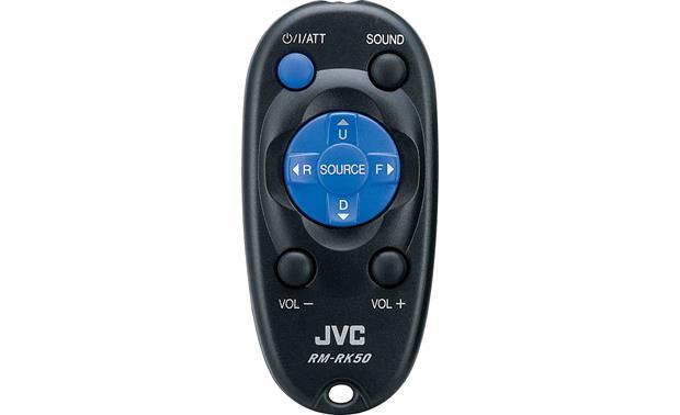 JVC KD-HDR1 CD receiver at Crutchfield