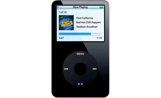 Apple iPod® 30GB Black