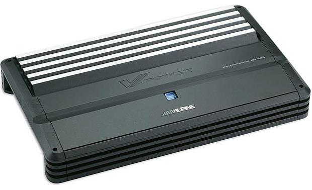 x500MRPM850 f alpine mrp m850 mono subwoofer amplifier 800 watts rms x 1 at 2 Alpine MRP M450 at panicattacktreatment.co