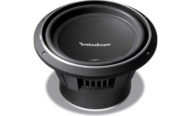 Rockford Fosgate P3D412 Front