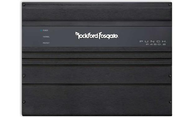 Rockford Fosgate Punch P450.2 Front