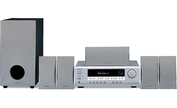 onkyo home theater system. home theater audio system. 10 reviews. onkyo. onkyo ht-s590 front system
