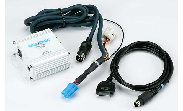 USA SPEC iPod® Interface for VW and Audi