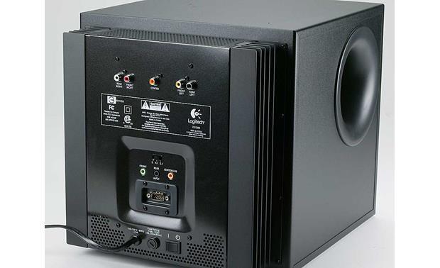 b5a249488bf Logitech Z-5300e THX®-certified 5.1 powered speaker system at ...