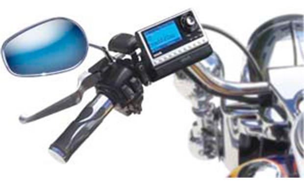 SIRIUS Motorcycle Kit SIRIUS radio<br>not included