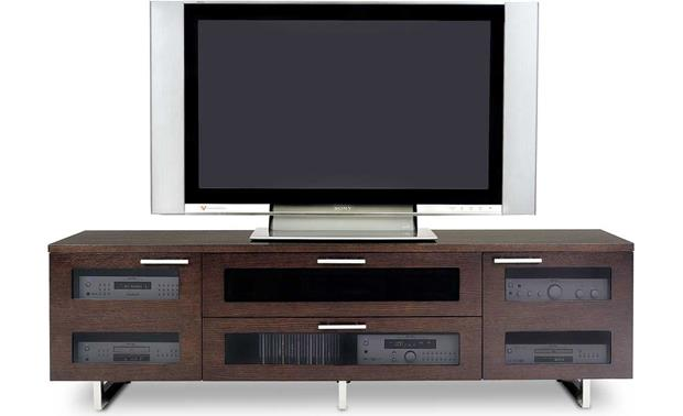 BDI Avion Series 8529 / 8539 Espresso<br>(TV and A/V components not included)