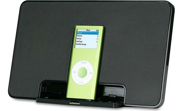 altec lansing inmotion im500 portable audio system for ipod nano rh crutchfield com User Guide Cover User Manual