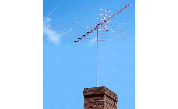 Channel Master 3018 Mid Range Outdoor Rooftop Hdtv And Fm