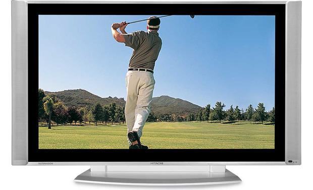 Hitachi 55hds69 55 Ultravision High Definition Plasma Tv At Crutchfield