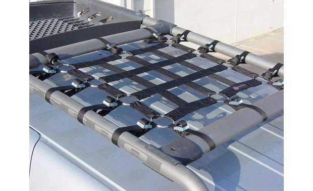 Raingler Rexn Universal Exterior Top Cargo Net Fits Most