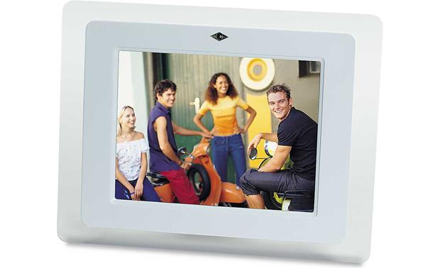 Smartparts Digital Photo Frame With 5 58 Lcd Screen At Crutchfieldcom