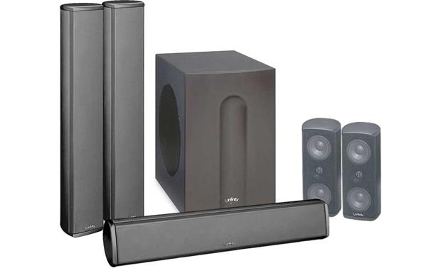 Infinity TSS Series Home Theater Speaker System Front